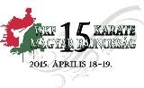 WKF Magyar bajnokság a hétvégén