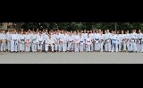 Karate tábor és Danvizsga Gyomaendrődön.
