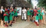 Taekwon-do edzőtábor Szanazugon