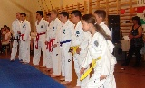 Taekwon-do bál Battonyán