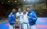 Karate bravúr! Hárspataki ezüstérmes a Szuper 8-on!