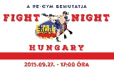 Megint Fight Night Hungary a Barba Negrában