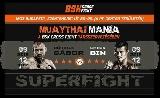 Hétvégén újra MuayThai Mania, nagyon erős Fight Carddal!