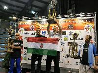 Történelmi siker a 15. IKF Kempo Világbajnokságon!