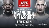 Megvan a Velasquez vs. Ngannou időpontja!