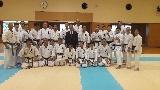 Shihan Harsányi László a karate szentélyében tett látogatást!