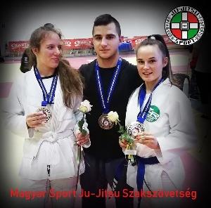 Szép magyar sikerek Ju-Jisuban!