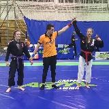 Ódor Lili aranyérmes az amatőr MMA és grappling Világbajnokságon!