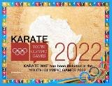 Újra ott lesz a karate az ifjúsági olimpián!