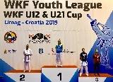 Két bronzérem az Ifjúsági Világkupáról!