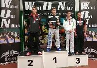 Három magyar arany a Watford Openen
