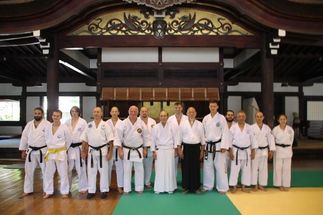 Beszámoló a Kyoto-i Seibukan sairól