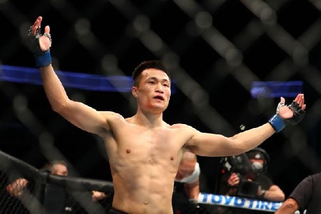 UFC Greenville: Egy perc alatt nyert TKO-val a Koreai Zombi (VIDEÓ)
