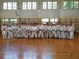 A.J.K.A Nemzetközi karate tábort szerveztek Gyulán!