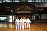Folyamatos munkában a Nippon Seibukan Akadémia