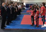 Nádudvaron rendeztek újra kick-box versenyt!