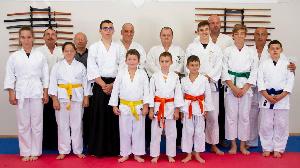 Riport a Fényesi aikido dojoról