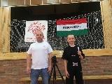 Magyar ezüstérem az online kick-box formagyakorlat versenyen!