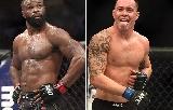 Covington vs Woodley meccsel mentené a két harcos a UFC 249-et