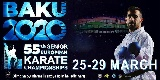 A karate Európa-bajnokság is elmarad!