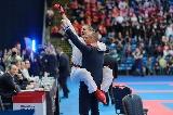 Baranyi Zsófia nagyott küzdve Európa-bajnok lett a BOK Sportcsarnokban!