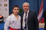Bronzos nap a nyitányon a budapesti Karate Európa-bajnokságon!