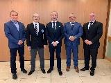 Évértékelő közgyűlés a WAKO Világszövetség elnökével!