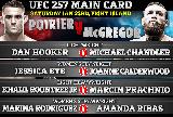 UFC 257 VISSZASZÁMLÁLÁS