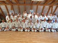 IKU karate tábor Balatonfenyvesen!