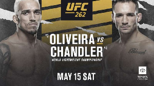 Charles Oliveira Vs. Michael Chandler UFC 262