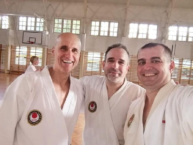Interjú Sensei Csákvári Lászlóval - Karate az iskolai okatásban