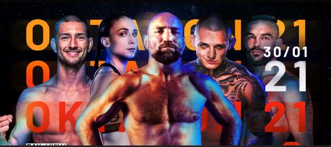 Újabb magyar MMA reménység