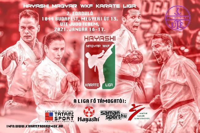 Hétvégén Újpesten rendezték a WKF Hayashi Karate Liga második fordulóját