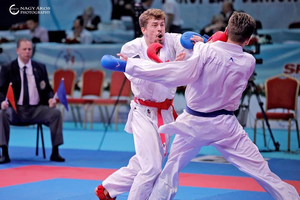 U21-es világ- és Európa-bajnok Hárspataki Gábor