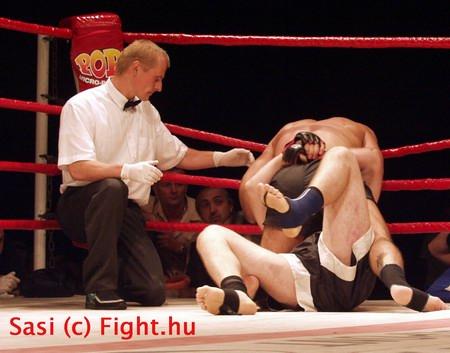 Sárközi Róbert K-1 MMA