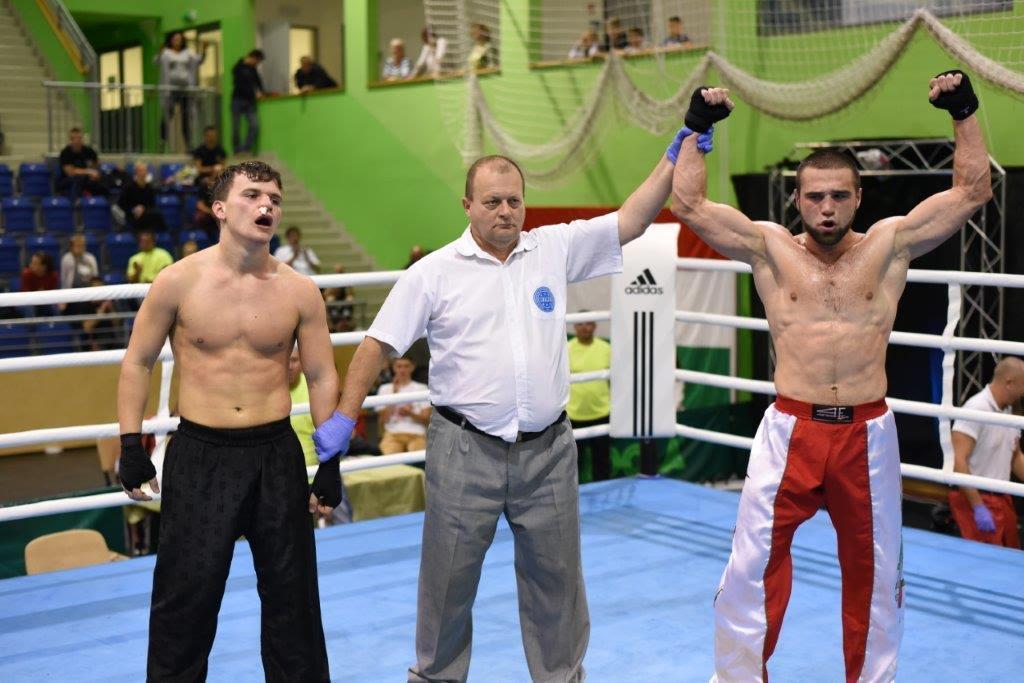 A győztes: Laszák Zoltán