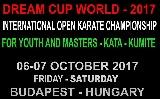 Egyedülálló kihívás: Dream World Cup Magyarországon