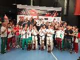 Sikeres magyar szereplés a Shinkyokushin Európa-bajnokságon!