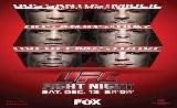 UFC on FOX 13 eredmények