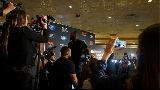 Elszabadult indulatok a UFC 178 sajtótájékoztatóján