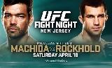 UFC on FOX 15 eredmények