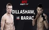 UFC on FOX 16 eredmények