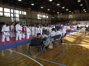 Shotokan Európa-kupát rendeztek Hévizen