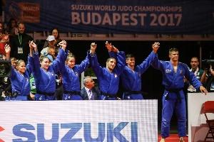 Judo vb – Csapatverseny és összegzés