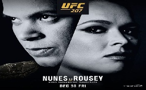 UFC 207:Means vs Oliveira