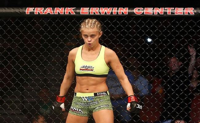 UFC on FOX 21: VanZant vs Rawlings