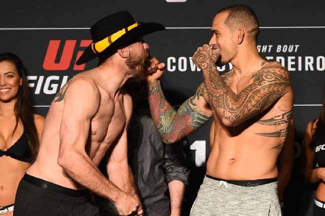 UFC Austin: Cerrone vs. Medeiros