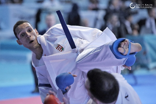 2019-ben is lesz karate az Európa Játékokon!